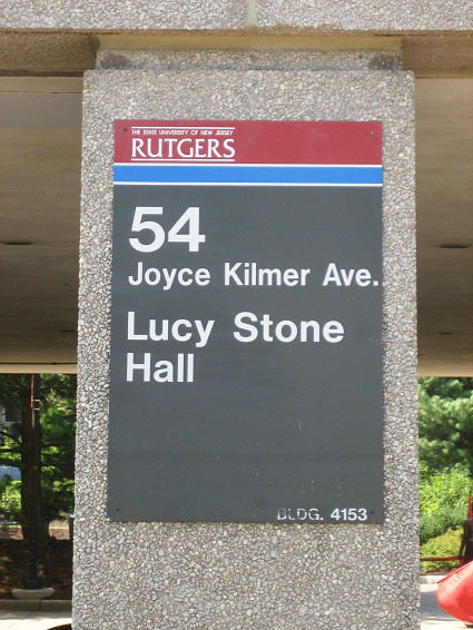 Lucy Stone Hall